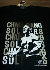 WWF WWE JOHN CENA Wrestling CHAIN GANG SOLDIERS T-Shirt XL NEW w/ tag