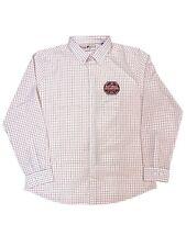 Horn Legend Mens Alabama Crimson Tide National Champs Dress Shirt White