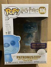 Harry Potter - Hermione Granger Otter Patronus Funko Pop! Protector + Exclusive