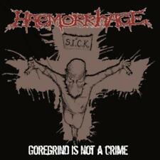 Goregrind Is Not A Crime von Haemorrhage (2013)