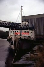PHOTO  2005 SS MANXMAN AT PALLION ENGINEERING SUNDERLAND THIS IS THE FORMER ISLE