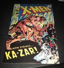 RARE X-MEN # 62 RARE 2nd PRINT STRIDEX VARIANT