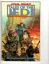 Star Wars Tales Of The Jedi Freedon Nadd Uprising Tpb Dark Horse 1st Prt Nm J307