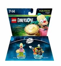 Lego dimensiones-The Simpsons-Krusty Fun Pack Nuevo Sellado PS3/PS4/Xbox One