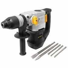 Detroit SDS PLUS ROTARY HAMMER DETRTH1500 1500W 3-Functions, Side Handle