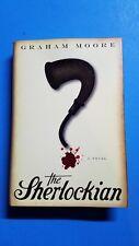 Graham Moore The Sherlockian SIGNED 1st HCDJ