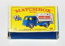 Reprobox Matchbox 1-75 No. 15: Dennis Refuse Truck