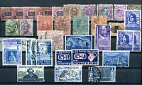 Italien Lot aus 1878 - 1952, gest., 41 Briefmarken