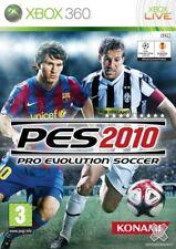 Xbox 360 -- PES 2010 -- NUOVO