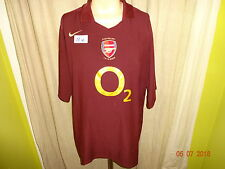 "Arsenal London Nike Trikot 2005/06 ""Q2"" + ""HIGHBURY 1913-2006"" Gr.XXXL TOP"