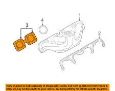 BMW OEM 08-14 X6 Exhaust-Manifold Gasket 11627614095
