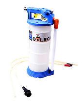 Druckluft Bremsen Entlüftungsgerät 5 L Bremsenentlüfter Pumpe Öl Absaugpumpe