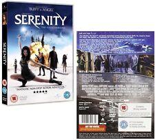 Serenity (2005) Joss Whedon SciFi - Nathan Fillion, Summer Glau - New Dvd Uk