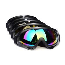 Snowmobile Bicycle Ski Goggle Eyewear Protective UV400 Glass Lens Hunt Hot Sale