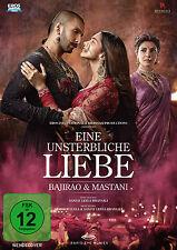 Eine unsterbliche Liebe - Bajirao & Mastani, Bollywood DVD NEU + OVP!
