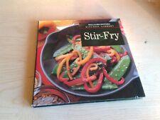 Williams Sonoma Stir Fry Hardback Cookbook  Kitchen Library