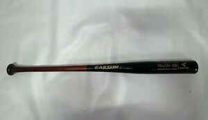 "Easton Maple Wood Youth Baseball Bat: Y110 31"" ****22"