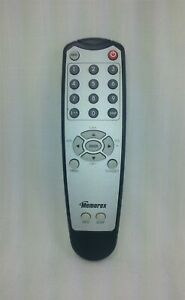 Memorex MK-F0126 Remote Control for TV Tested Working