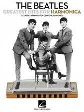 The Beatles Greatest Hits for Harmonica Harmonica Book New 000850106