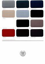 1994 Cadillac Fleetwood & Fleetwood Brougham Exterior Color Paint Chip Chart