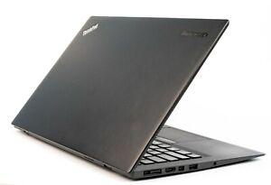"Lenovo Thinkpad X1 Carbon 3rd Gen 14"" LAPTOP i5-5200 4GB RAM 128GB SSD WITH DOCK"