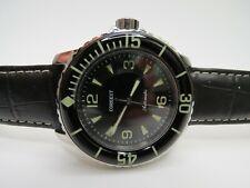 Corgeut Automatic Men's Watch Black Dial 21 Jewels 45mm