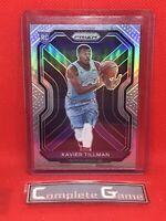 2020-21 Panini Prizm Xavier Tillman No. 299 Rookie RC SILVER PRIZM Grizzlies 💥