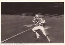 Postcard: Football Game, Houston, Texas, 1978 (Winningham) (Fotofolio Promo)