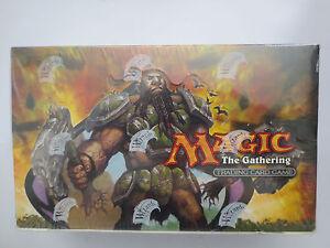 Morningtide MTG Magic die Gathering Booster Kiste Fabrik Verpackt Englisch