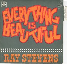 "45 T SP RAY STEVENS ""EVERY THING IS BEAUTIFUL"""
