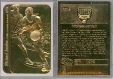 MICHAEL JORDAN 1986 Fleer ROOKIE STICKER 23KT Gold Card White Border *BOGO*