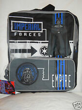 New With Tags Vintage 1996 Star Wars Darth Vader Empire Backpack