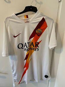 AS Roma 2019/20 Away Football Shirt Reproduction - XL / Extra Large