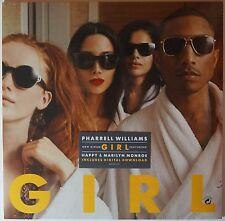 Pharrell Williams - Girl LP/Download 140g vinyl NEU/OVP feat Justin Timberlake