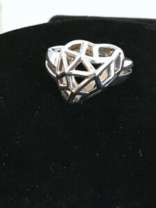 LINKS Of LONDON 'Flutter & Wow' Sterling Silver 925 ring *like new*