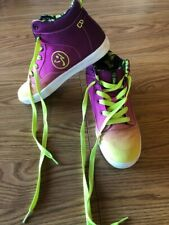 Zumba Shoes Rio Zumba Street Fresh Women's Size 8 (U.S.) Size 38.5 (Eur) purple