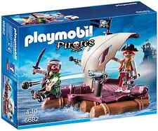 Playmobil 6682 Pirata Balsa
