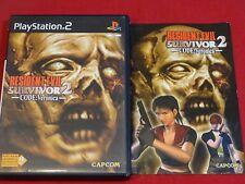 PS2 PS3 RESIDENT EVIL SURVIVOR 2 PLAYSTATION 2 PS2