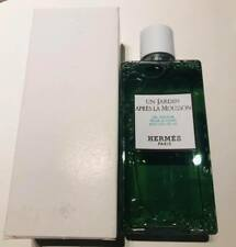 HERMES UN JARDIN APRES LA MOUSSON BATH AND SHOWER GEL 200ml 6.5 oz