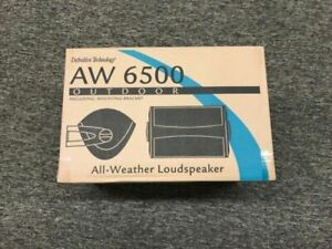 Definitive Technology AW6500 Outdoor Speaker - BLACK  Brand New! Free Shipping!