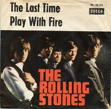 Nur  Sg.   COVER   -     THE ROLLING STONES    -   THE LAST TIME