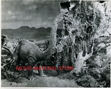 "The Lost World 1925 Willis O'Brien 8x10"" Photo From Original Negative L4895"