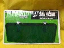 Vintage Style Clip-On Sun visor Accessories Classic Hot Rod Rat Rod car Truck