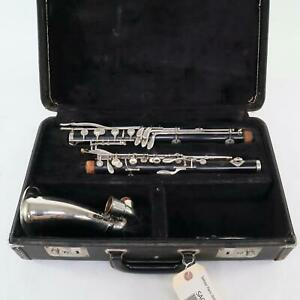 Selmer Paris Depose Professional Alto Clarinet SN W8794 EXCELLENT