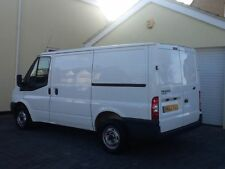 Diesel Ford Commercial Vehicles with 3-4 Seats