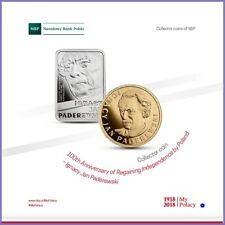 POLAND BOOKLET 100 ZL.2018 *100th Anniversary of Regaining Independence