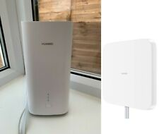 Huawei H112-370 5G CPE Pro Antenna Router MIFI WIFI WITH OFFICAL ANTENNA AF9E