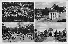 BG24680 franzensbad kurpark badehaus IV  czech republic