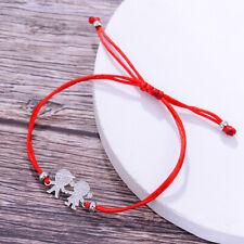 2019 Boys and Girl Bracelet Lovers Women Adjustable Lucky Red String Bracelets