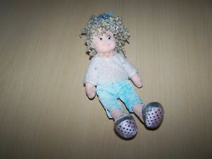 Sassy Star ~ TY Beanie Kids ~ no ID tag, but material tag  - 2002